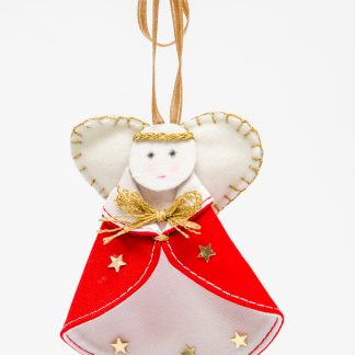 Ornament brad ingeras