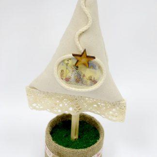 Bradut textil model 2
